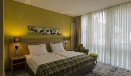 Bild Holiday Inn Zimmer